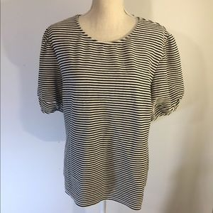 New black and white top size XL anthology by Dolan